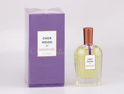 Cher Parfüm (Molinard - Cher Wood - 90ml EDP Eau de Parfum)