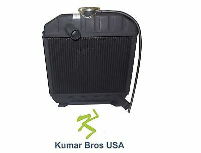 New Radiator With Pressure Cap Fits Kubota B7100hst-dt B7100hst-e