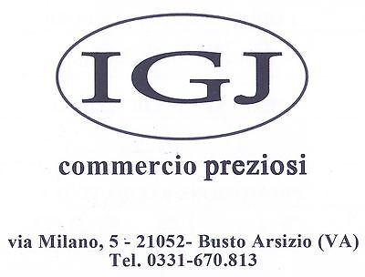 DITTA IGJ-COMMERCIO-PREZIOSI