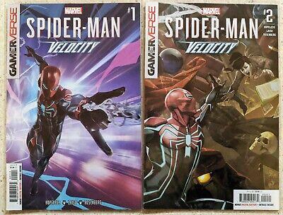 Spider-Man Velocity 1 2 1st Velocity Suit Gamerverse