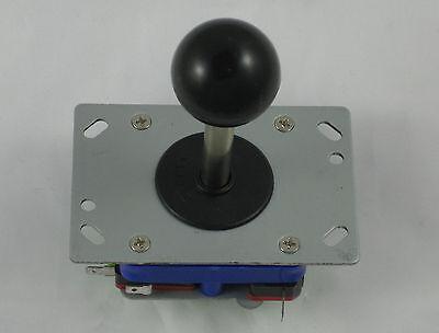 Arcade  Joystick 2/4/8 Wege schwarzen Kugelgriff Mame Automat Jamma