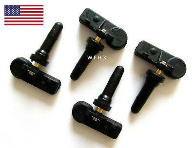 Set of 4 OEM  Ford OEM Tire Pressure Sensors DE8T-1A180-AA TPMS
