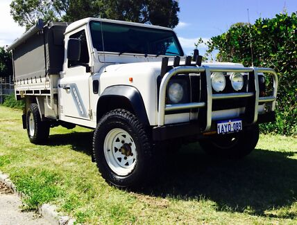 1995 Land Rover Defender 130 Crew Cab Utility 300TDi Mount Hawthorn Vincent Area Preview
