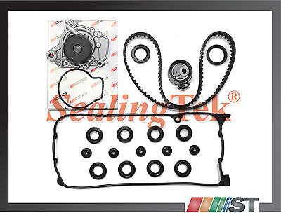 01-05 Honda Civic Timing Belt Water Pump w/ Seal Gasket D17A1 D17A2 D17A6 Engine