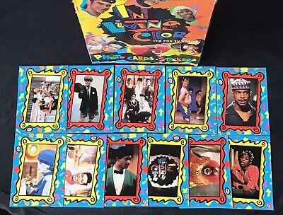 1992 In Living Color Sticker Set Jennifer Lopez Rookie Jim Carrey J LO Rookie