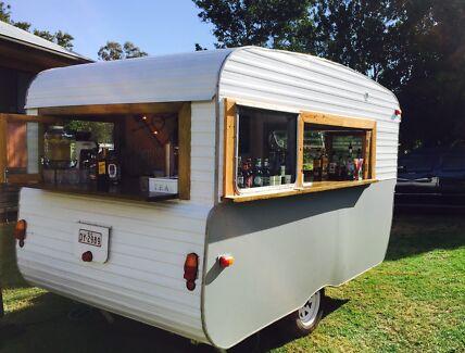 Caravan bar for hire - Brisbane and surrounding area
