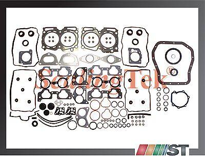 04-09 Subaru 2.5L EJ25 SOHC Engine Full Gasket Set kit EJ251 EJ252 EJ253 motor