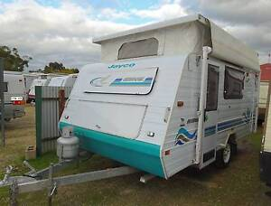 "2001 JAYCO 15'6"" POP TOP CARAVAN Evanston Gawler Area Preview"