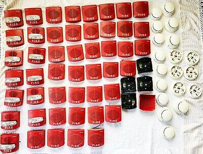 Simplex 4903-9450 4901-9850 Truealert Wall Mount Addressable Horns