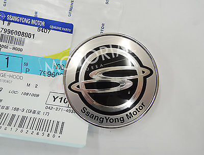 OEM GENUINE UPPER ARM FRONT RIGHT Fits SSANGYONG REXTON 4440208000 02~2006