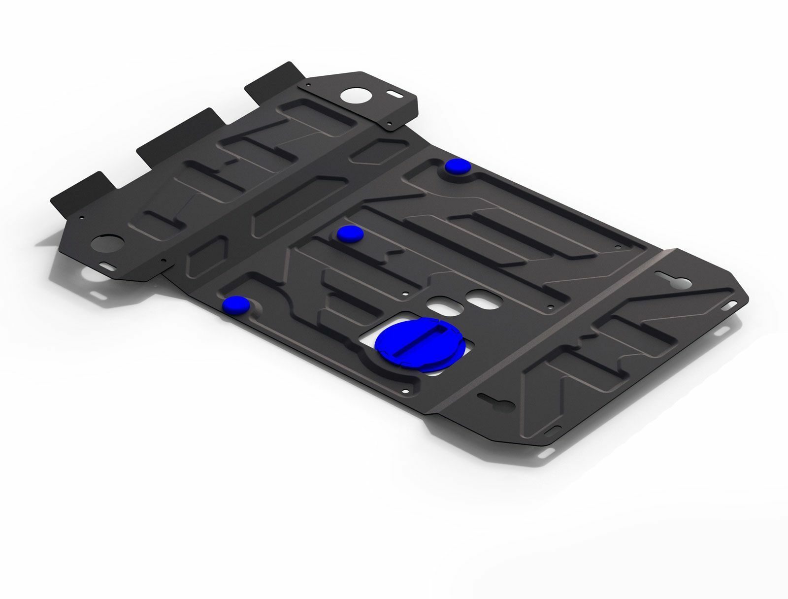 Unterfahrschutz Motorschutz aus Stahl für Suzuki Grand Vitara 2005-2016