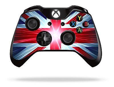 Union Jack Xbox One Remote Controller/Gamepad Skin / Cover / Vinyl Wrap xb1r16