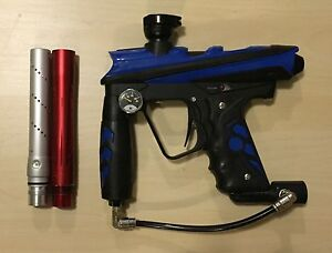 Smart Parts Ion Paintball Marker with extras