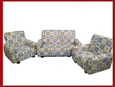 Set divani poltrona per Bambini poltroncina divano cameretta bimbi arredamento