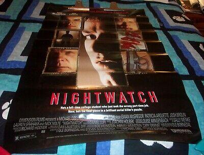 Watch Movie Halloween (Night Watch Movie Rental Poster Horror nick Nolte Halloween Josh)