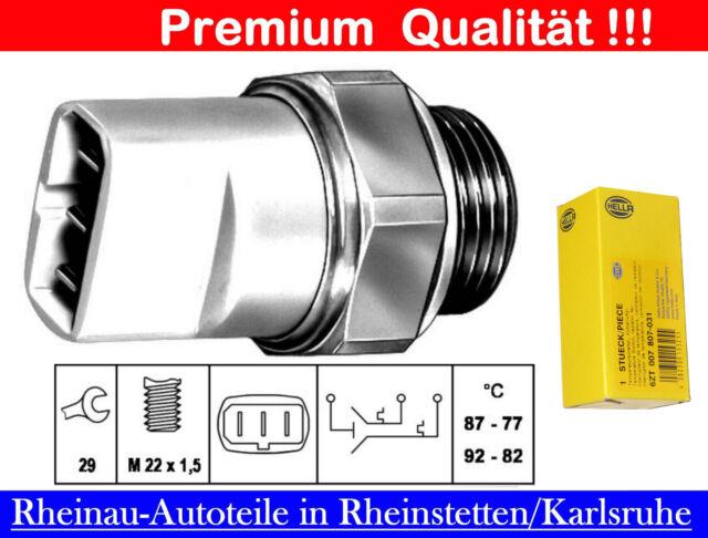 Temperaturschalter für Kühlerlüfter-VW Transporter T3,T4 BUS,Kasten,Pritsche/Fah
