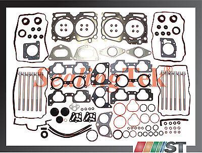 04-09 Subaru EJ25 SOHC Cylinder Head Gasket Set w/ Bolts Kit 2.5L engine motor