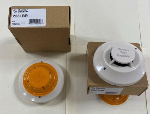 2251BR System Sensor/Honeywell/Notifier/FCI address. smoke remote capability