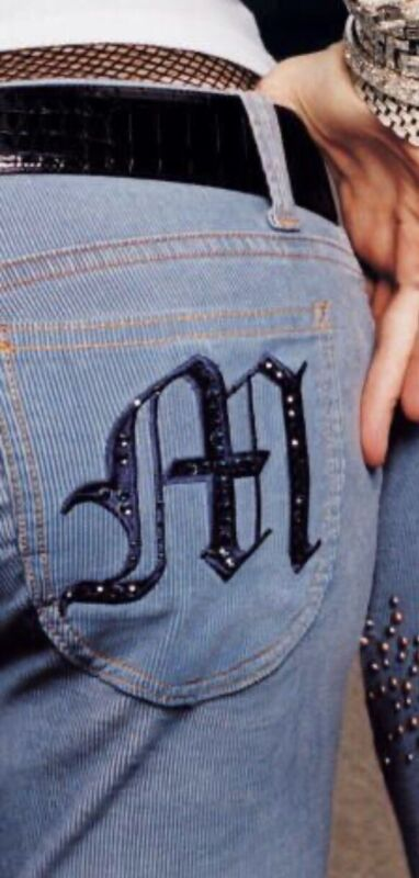 Madonna Cords From GAP Commerical . A Madonna Collector Must Have!!!!