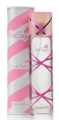 PINK SUGAR by Aquolina Perfume 3.4 oz 100ML New in Box