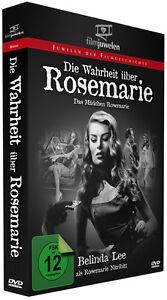 Die Wahrheit über Rosemarie - Das Mädchen Rosemarie Nitribitt - Filmjuwelen DVD