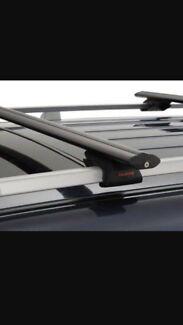 Roof rack (Mitsubishi Pajero)