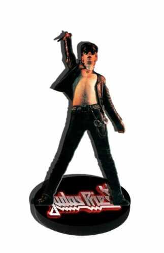 ROB HALFORD - JUDAS PRIEST - 22 cm Figure Mdf Vinyl/plot II - Argentina