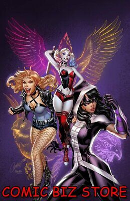 BIRDS OF PREY #1  (2020) 1ST PRINTING J SCOT CAMPBELL VARIANT COVER  ($9.99)