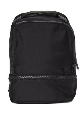 Lululemon Size O/S City Adventurer Backpack Mini Black BLK 10L Pockets Travel