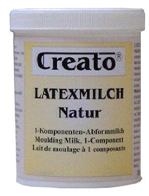Latexmilch 250ml, Formbaumasse, Halloweenmasken, Zombie-Masken, Narben und Wunde