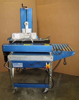 Durable Packaging Rm-32a Do-it-all Case Carton Sealer Box Taper 2 Tape Heads