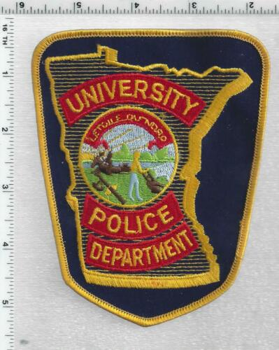 University Police (Minnesota) 1st Issue Shoulder Patch