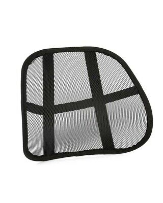 Core Products Cool Sitback Mesh Backrest Posture Support Comfort Attaches Chair