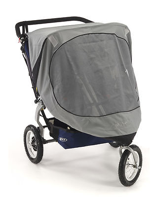 BOB Sun Shield for BOB Revolution Duallie (Double) Stroller WS1132 NEW!