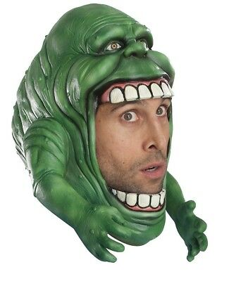 Ghostbusters Slimer Adult Mask - Ghostbusters Slimer Mask