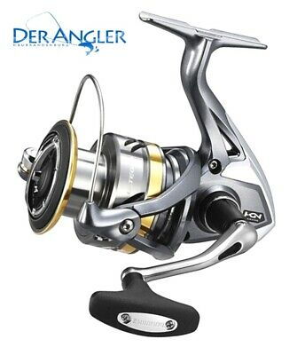 Shimano Nasci 4000 XG FB Spinning Rolle Frontbremse NAS4000XGFB