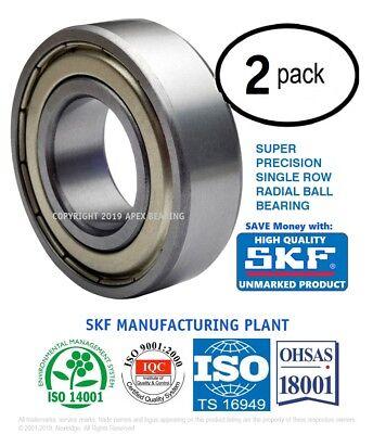 (2) 608-2Z bearing EMQ premium bearings 608 ZZ ABEC3 C0 608Z Skateboard Inline