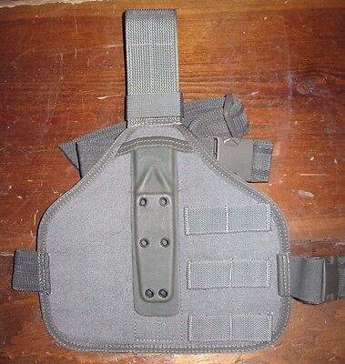 USMC Issue G-Code SOC Rig Beretta M9 Holster /& Eagle Industries Drop Leg Panel