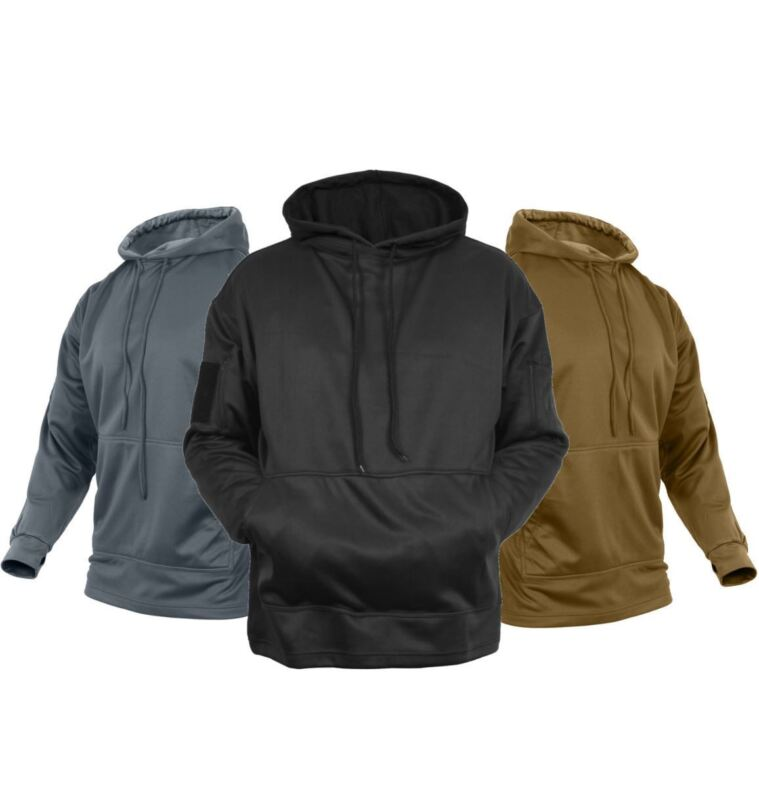 Rothco Concealed Carry Hoodie Choice of Size & Color