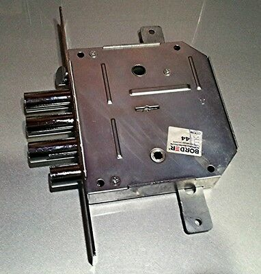 Border Lock With Hook High Security Lever 4 Motions Door Mortise Type Right