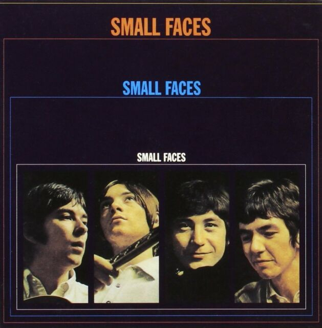 SMALL FACES-SMALL FACES CD NEW & SEALED ***FREE UK POSTAGE***