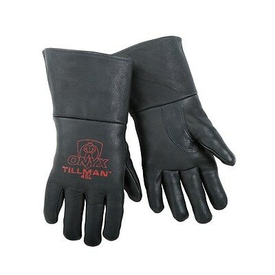 Tillman 45 Black Onyx Large Mig Welding Glove 45l