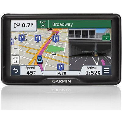 """Garmin nuvi 2757LM 7"""" Portable GPS w/ Lifetime Maps 010-01061-00"""