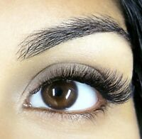 Unlimited lash count Classic or 3d Russian Lash Extensions