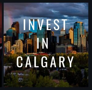 INVEST IN CALGARY - PRIVATE OFF MARKET JOINT VENTURE