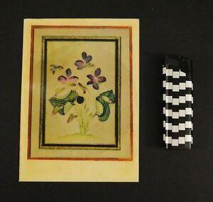 KIKI & PEARLY POSTCARD FLEXI DISC indian miniatures - <span itemprop=availableAtOrFrom>europe, Polska</span> - Zwroty są przyjmowane - europe, Polska