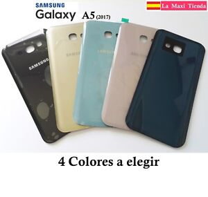 Tapa-Trasera-Bateria-para-Samsung-Galaxy-A5-2017-Adhesivo-Incluido-SM-A520F