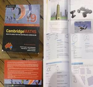 CAMBRIDGE MATHS 9 - 2014 Freemans Reach Hawkesbury Area Preview