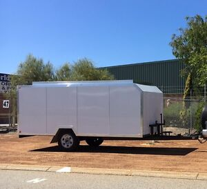 Enclosed Trailer Clarkson Wanneroo Area Preview