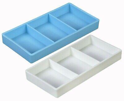 Dental Instrument Cabinet Tray Organizer Autoclavable 17